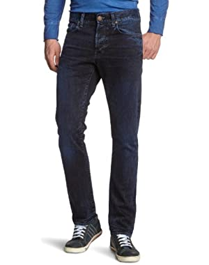 Men's 3301 Slim Fit Jean in Dark Wash Aged