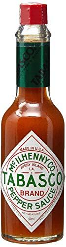 Molho de Pimenta Vermelha Original Frasco Tabasco 60ml