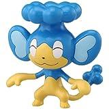 "Takara Tomy Pokemon Monster Collection Mini Figure - 1.5"" Hiyappu / Panpour (M-026) (Japanese Import)"