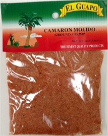 Shrimp Ground (El Guapo Ground Shrimp Seasoning, 2.25 Ounce)