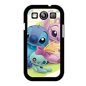 Samsung Galaxy S3 I9300 Unique Cover Case with Creative Stitch Stitchs Anime Design,Cartoon Print Stitch Stitchs Logo Mobile Cover