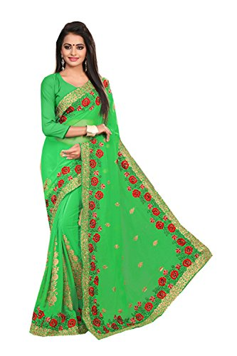 Pista Traditional Designer Wedding Women Sari Facioun Sarees Wear Party Indian for Da YSvaqzw