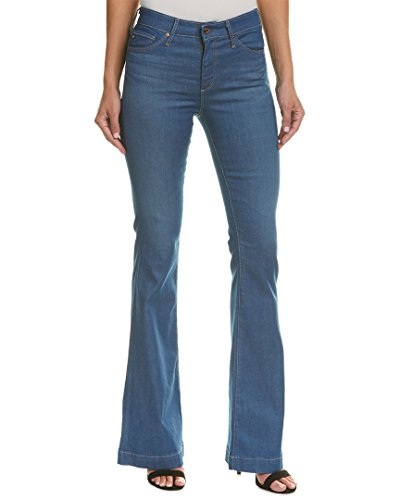 AG Adriano Goldschmied Women's Janis Flared Jean, Overlap 27