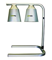 Update International (HTLP-2B) 2-Bulb Freestanding Heat Lamp