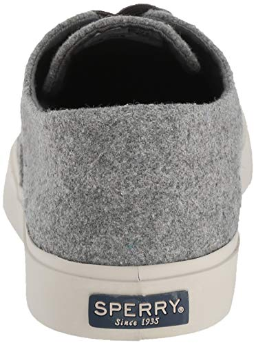 Sperry Shoe M Cvo Women's Captain's Grey Wool Boat 6 Us 7wwCarqXx