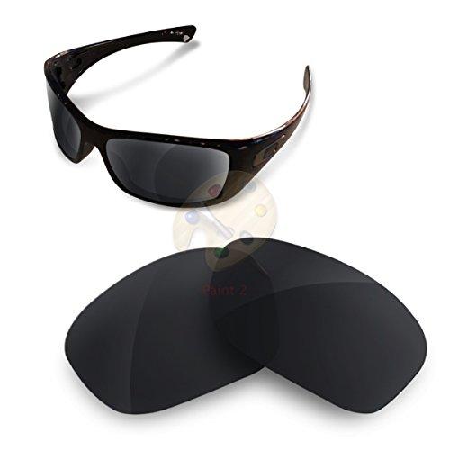 Lentes Recambio de Restorer Oakley gris Marrones Hijinx Sunglasses para Polarizadas axIw5BZ