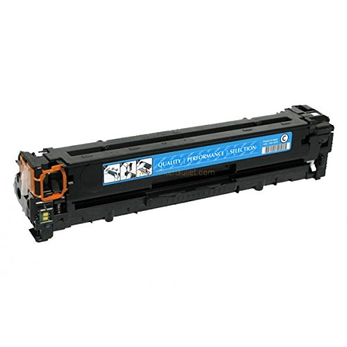 Generic Compatible Toner Cartridge Replacement for HP CC531A (Cyan) ()