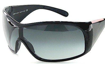025cada9f7 ... order authentic new prada sport sunglasses sps 11g sps11g 1ab 5d1  gradient gray lenses black 025c4