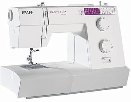 PFAFF 8962700011323 - Máquina de coser hobby 1132
