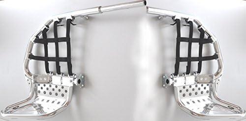 Nerfbar Ersatzteil f/ür//kompatibel mit Yamaha YFM 250 R Heel Guards