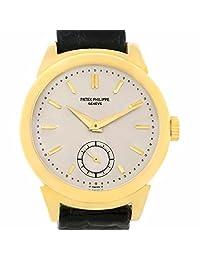 Patek Philippe Calatrava automatic-self-wind mens Watch 1491 (Certified Pre-owned)