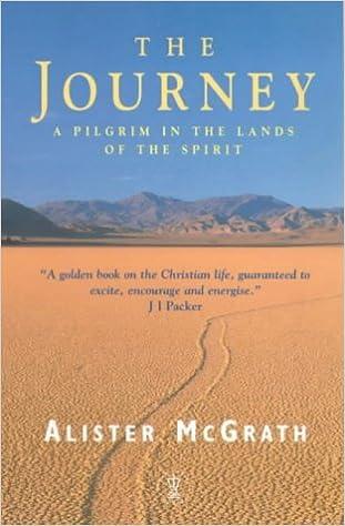 The Journey: A Pilgrim in the Lands of the Spirit (Hodder Christian books)