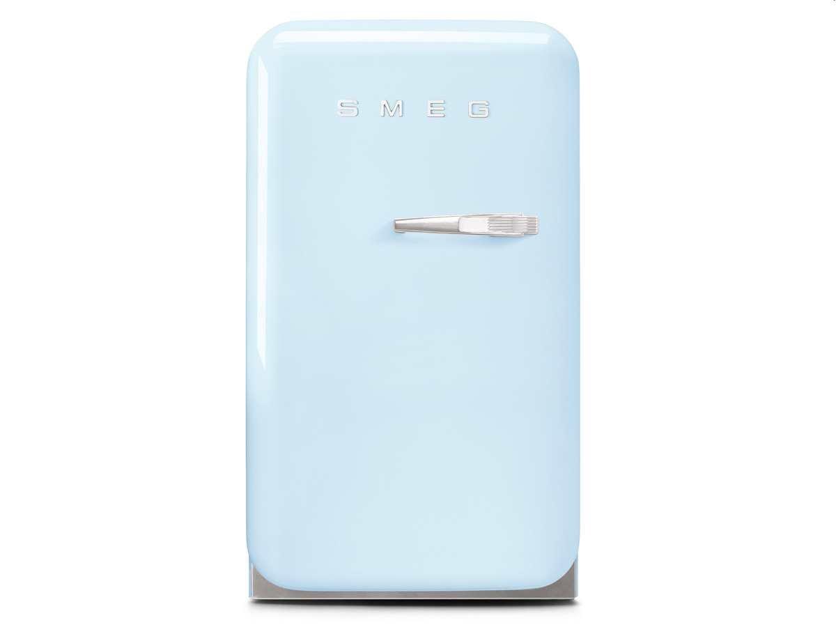 Smeg Minibar Kühlschrank : Smeg minibar stand kühlschrank fab lpb scharnier links pastellblau