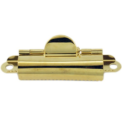 H831 - 2 3/4'' Brass Finished Clipboard Clips