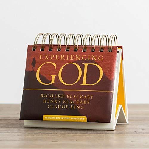 Experiencing God - Perpetual Calendar