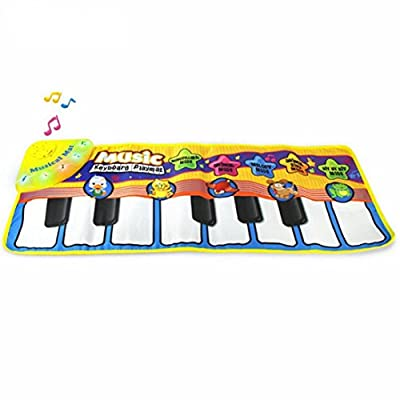 Gbell Water Drawing Painting Writing Mat Board Pad Kids Toy,21 X17CM (C): Sports & Outdoors