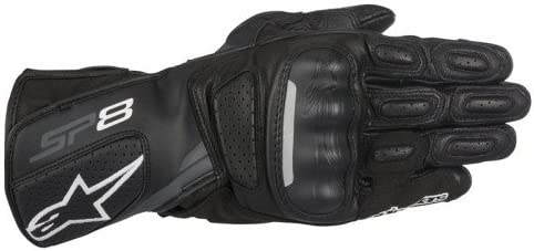 Alpinestars Men's SP-8 v2 Leather Motorcycle Glove
