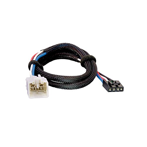 Tekonsha 3040-P Trailer Brake Control Wiring Harness-2 Plugs, Toyota (Tacoma Trailer Wiring Harness)