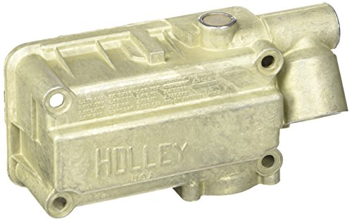 Holley 34R10918AQ Marine Fuel Bowl