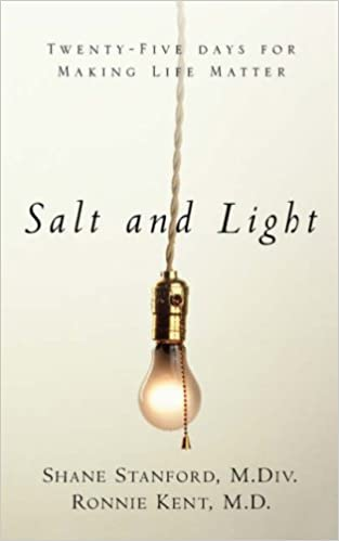 Salt and Light: Twenty-Five Days for Making Life Better