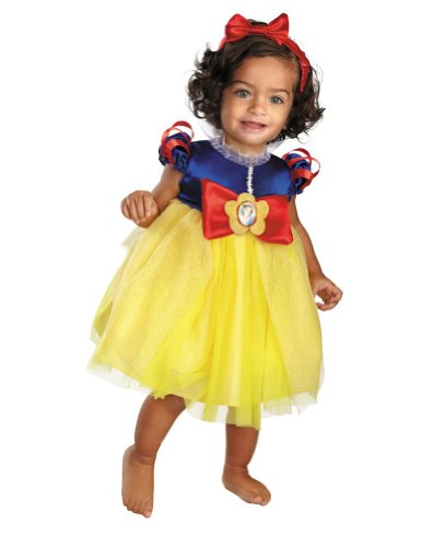 sc 1 st  Amazon.com & Amazon.com: Snow White Infant Costume 6-12 Months: Clothing