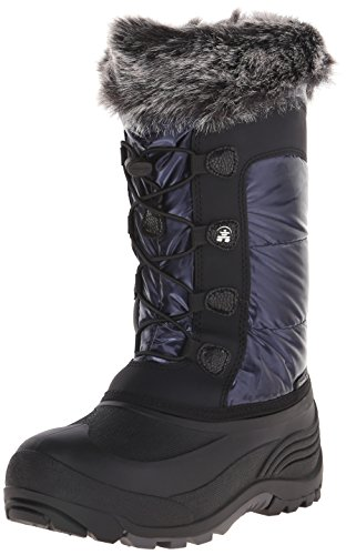 Kamik Solstice Snow Boot (Toddler/Little Kid/Big Kid) Navy