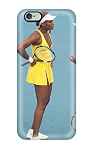 RyanLaneseSamuels Perfect Tpu Case For Iphone 6 Plus/ Anti-scratch Protector Case (melbourne Australian Open010 Venus And Serena Chat245708)