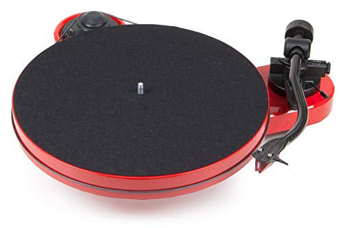 Turntable Manual Pro-Ject RPM 1 Carbon (قرمز)