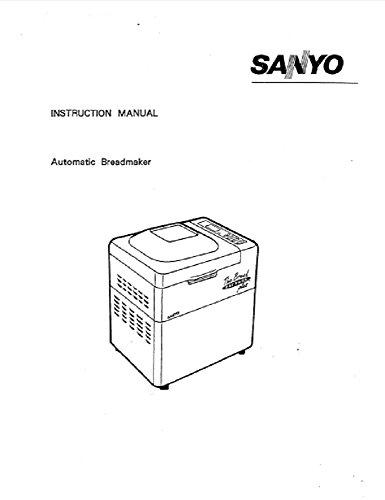 sanyo-bread-machine-manual-recipes-model-sbm-10-plastic-comb-bread-mac