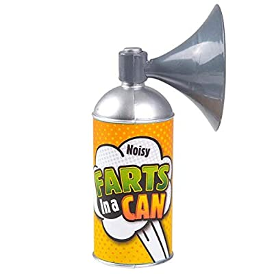 Farts In A Can Sound Machine Noise Maker Prank Gag Gift: Everything Else