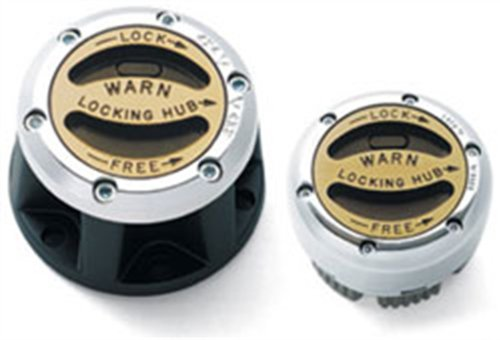WARN 28761  Premium Manual Hubs (Best Manual Locking Hubs)