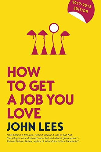 How to find a job you love uk