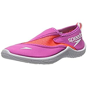 Speedo Kids Surfwalker Pro 2.0 Water Shoes Pink/White 12