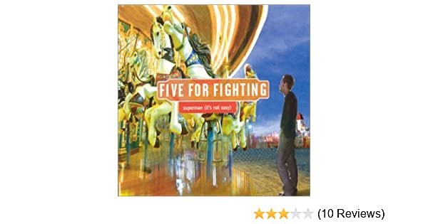 Five For Fighting Superman Amazon Music