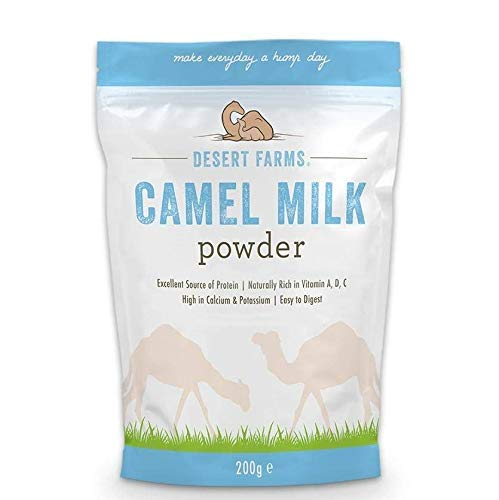 Desert Farms - Camel Milk Powder [7oz]