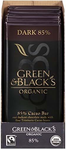 Green & Black's Organic Dark Chocolate