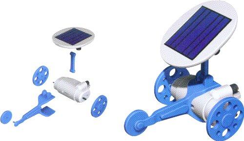 41XQ7RgQKtL - Edu-Toys 6-in-1 Solar Kit