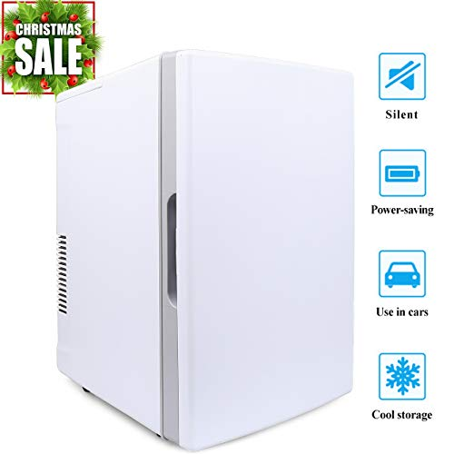 - Outdoor Compact Refrigerator, BuySevenSide Mini Fridge With Thermoelectric Cooler and Warmer System, Good for Home ,Office, Car or Boat