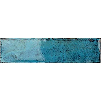 1 Box Covers 5.38 sq. ft. Moze White 3 x 12 x 9 mm Ceramic Subway Wall Tile Sample