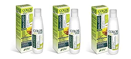 Natur Hierbas – Champú anticaída con extractos Bio CE 3 paquetes de 200 ml, exfoliación