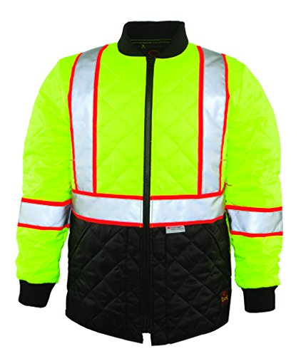 Quilted Poly Fill Jacket - 5