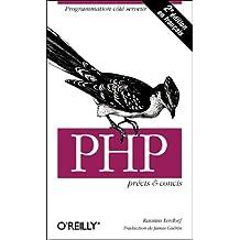 PHP PRCIS ET CONCIS 2ÔME DITION