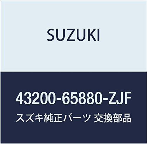 SUZUKI (スズキ) 純正部品 ホイールセット アルミ(14X41/2J) ワゴンR/ワイドプラスソリオ 品番43200-65880-ZJF B01LWZDEOO