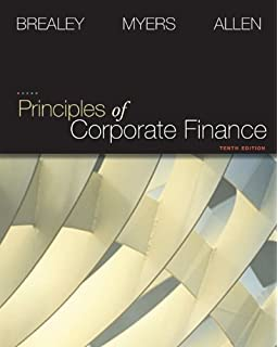 Amazon principles of corporate finance the mcgraw hillirwin principles of corporate finance finance insurance and real estate fandeluxe Images