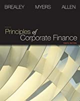 Principles of Corporate Finance, 10th Edition Front Cover