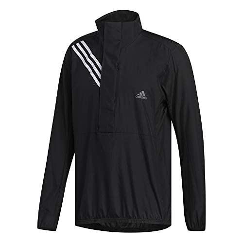 chollos oferta descuentos barato adidas Own The Run JKT Chaqueta de Deporte Hombre Black S
