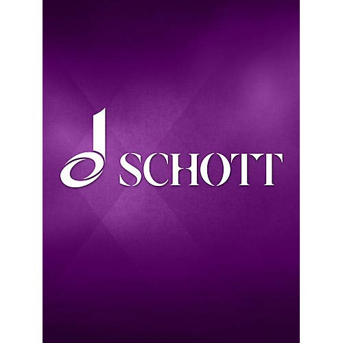 (Double Concerto (for Flute, Clarinet and Orchestra) Schott Series Composed by Jean Fran aix)