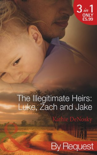 book cover of Luke, Zach and Jake