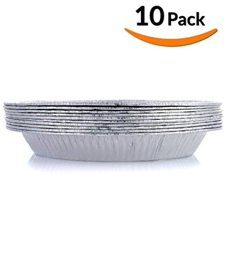 small aluminum pie plates - 4