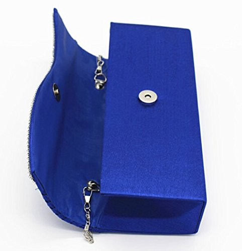 avec pour choisir Bling Y Mariage a Pochette party couleur Bleu Different Portefeuille Soiree Elegant Sac Femmes Main de Ceremonies Cloud Strass B7vaHAnqH